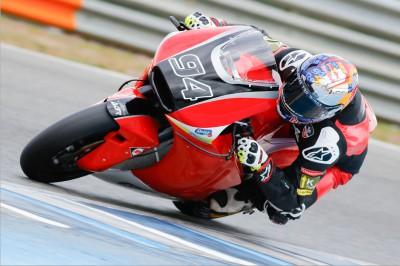 Folger fastest in Moto2™ FP2