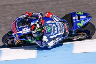 Lorenzo continues dominance ahead of Marquez in FP2
