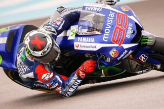 Lorenzo quickest in MotoGP™ FP1