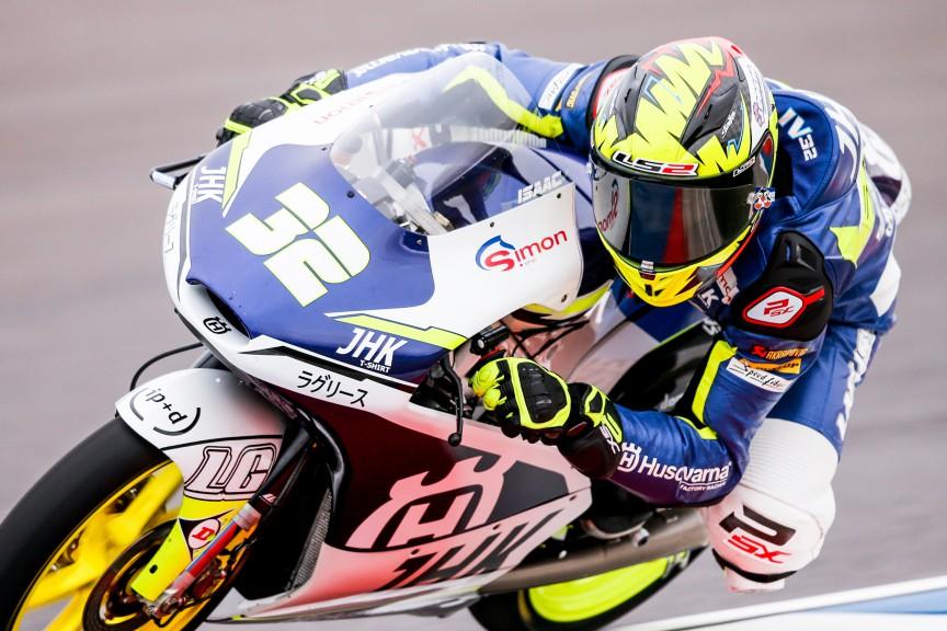 Isaac Viñales, Husqvarna Factory Laglisse, Jerez FP1