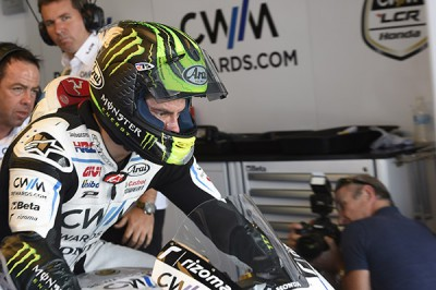 "Crutchlow: ""I've not been well for the last few days"""