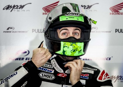 """Laverty: """"I can see the top ten from where I am"""""""