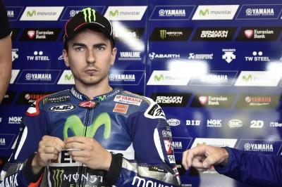Lorenzo: Nicht viel nachdenken, einfach fahren