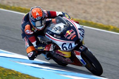 Bendsneyder claims first pole of 2015 season