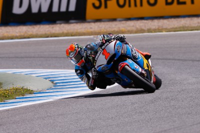 Rabat takes Moto2™ Pole in front of home fans in Jerez