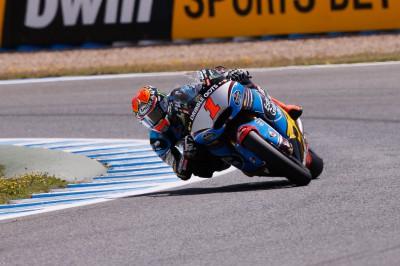 Rabat saldrá desde la pole en el GP bwin de España de Moto2™