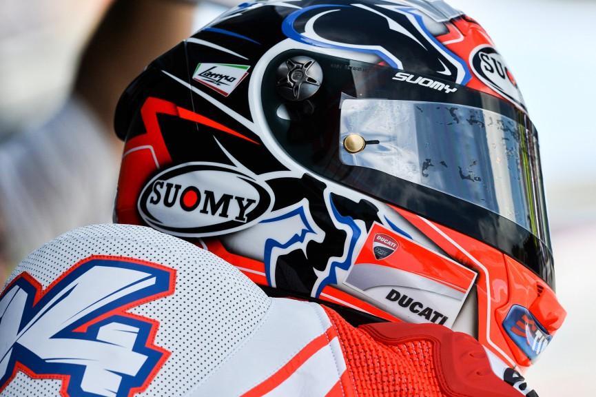 Andrea Dovizioso, Ducati Team, Jerez FP2