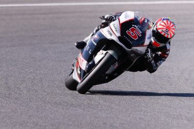Zarco responds to head Moto2™ FP3