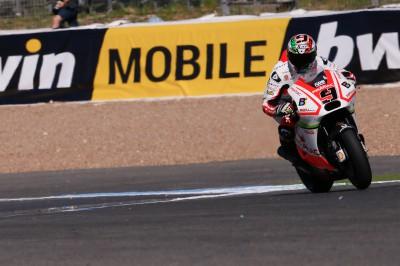 Petrucci y Hernández dominan la Q1 de MotoGP™ en Jerez