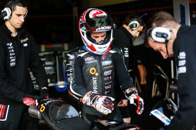 Masbou veut terminer dans le Top 10 à Jerez