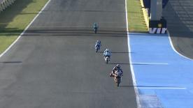 Versione integrale della terza sessione di prove libere della classe Moto3™ a Jerez.