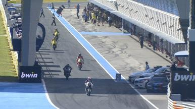 #SpanishGP: FP3 classe Moto2™