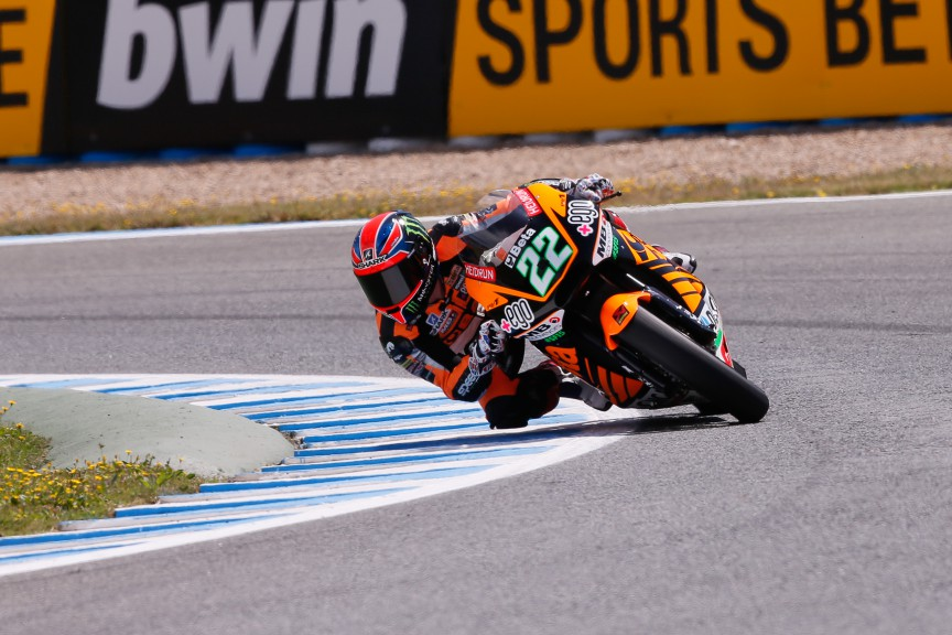 Sam Lowes, Speed Up Racing, Jerez FP3