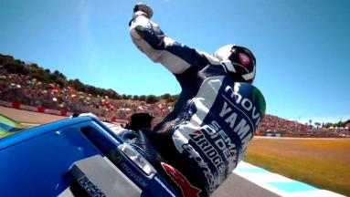 OnBoard: Lorenzo's record-breaking lap