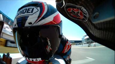 Quartararo consigue su primera pole en Moto3™