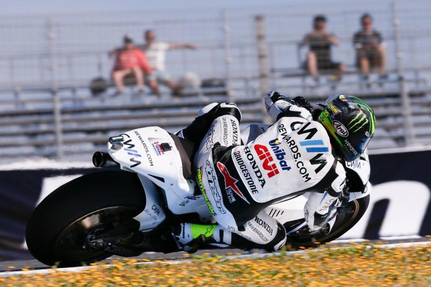 Cal Crutchlow, CWM LCR Honda, Jerez FP3