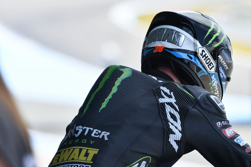 Bradley Smith, Monster Yamaha Tech 3, MotoGP Jerez FP2