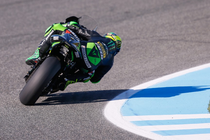 Pol Espargaro, Monster Yamaha Tech 3, Jerez Q2