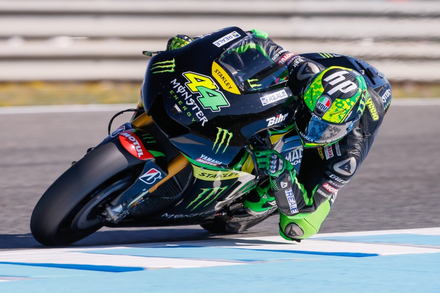 Pol Espargaro, Monster Yamaha Tech 3, Jerez FP3