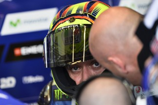 "Rossi: ""Maybe I made a mistake"""