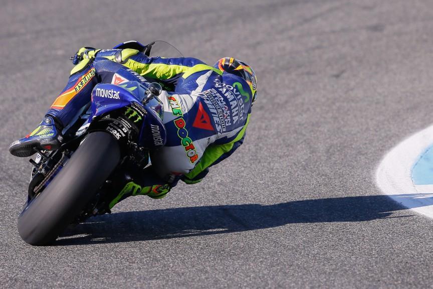 Valentino Rossi, Movistar Yamaha MotoGP, Jerez FP3