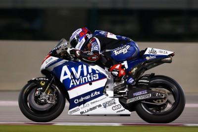 Di Meglio : « La moto est bonne donc je suis confiant »