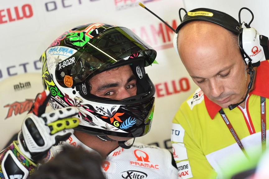 Yonny Hernandez, Pramac Racing, Jerez FP2
