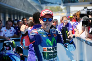 Lorenzo builds momentum at record pace ahead of #SpanishGP