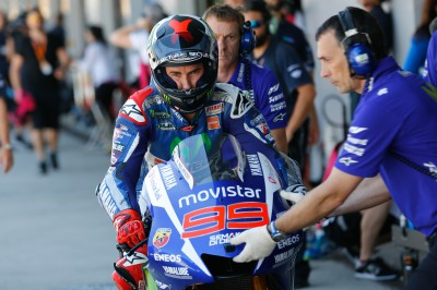 Lorenzo mit Rundenrekord, Márquez unter Schmerzen auf zwei
