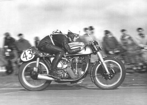 MotoGP Legend Geoff Duke