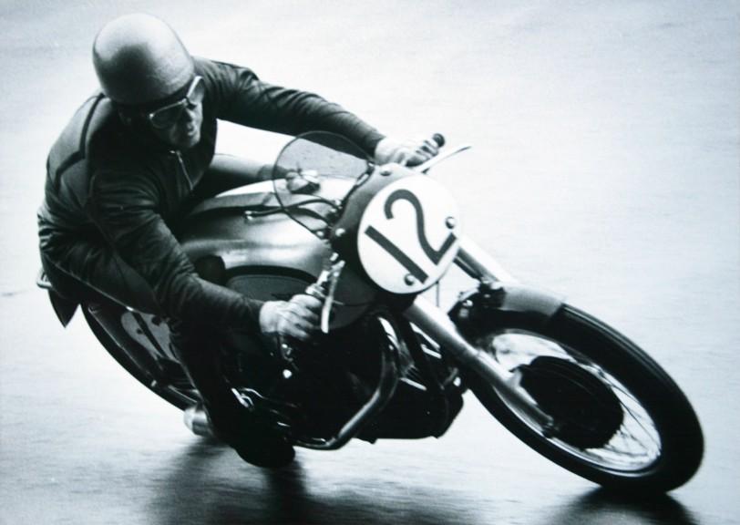 MotoGP Legend Geoff Duke