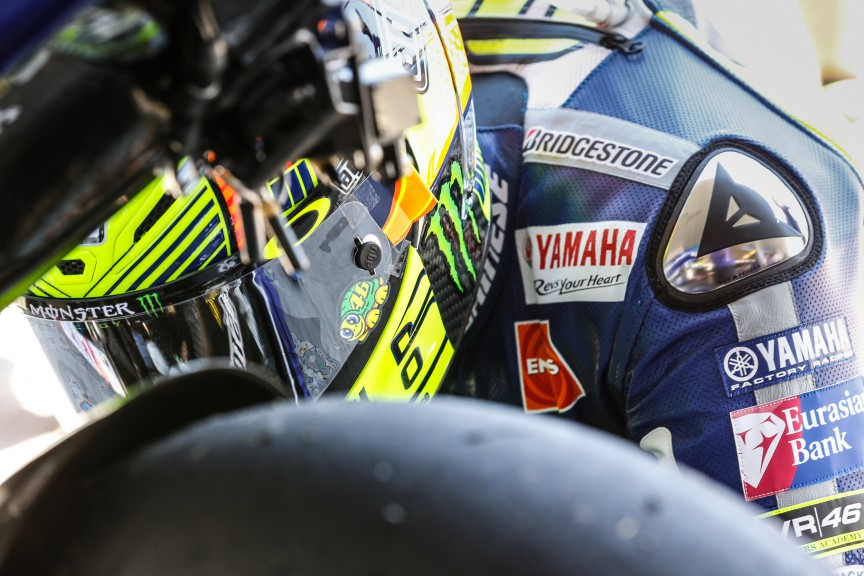 Valentino Rossi, Movistar Yamaha MotoGP, Jerez Q1
