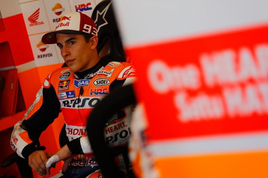 Marc Marquez, Repsol Honda Team, Jerez Q1