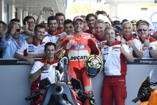 "Iannone: ""It is never easy to get into this position"""
