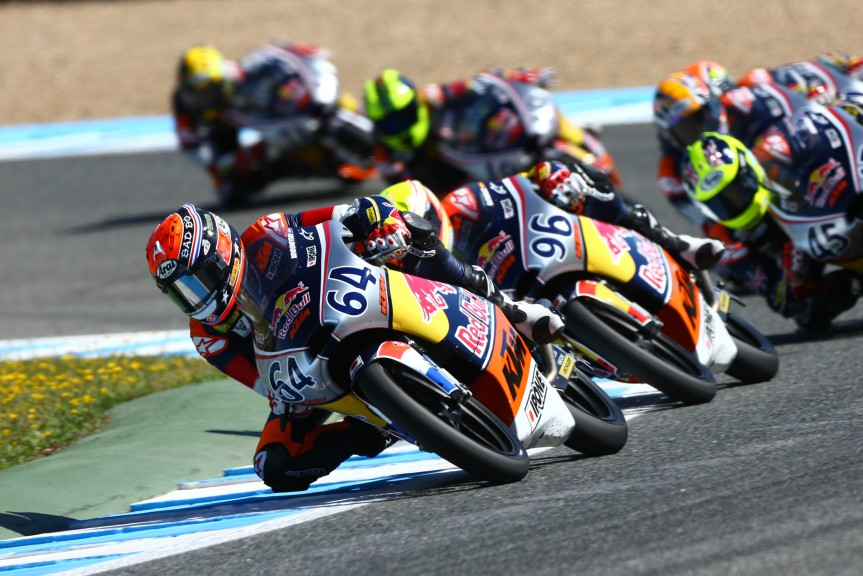 Red Bull Rookies Cup, Jerez Race 1