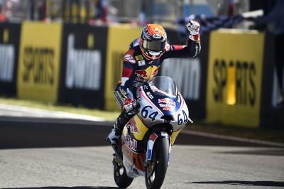 Red Bull MotoGP Rookies Cup  2015 - Jerez, Gara 1