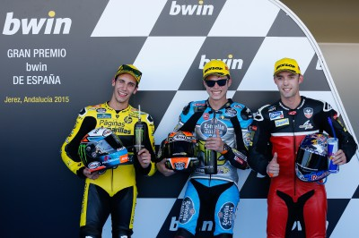 A guide to the Jerez Moto2™ race