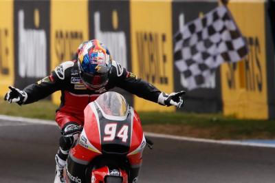 Moto2™ : Folger et Zarco, les deux gagnants de Jerez