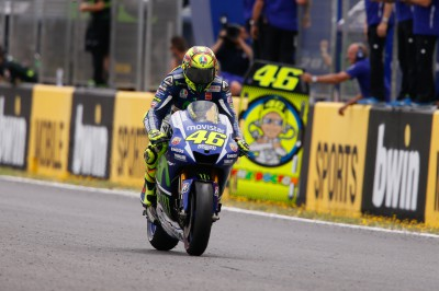 "Rossi: ""I thought I could do it, but I had to give up"""