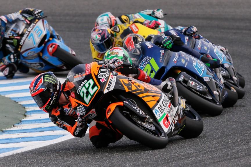 Moto2 Jerez Race