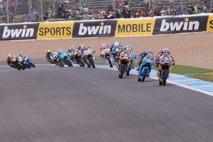 Moto3 Jerez Race