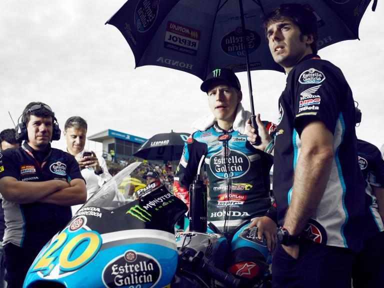 Fabio Quartaro, Estrella Galicia 0,0, Jerez Race © Alexandre Chailan & David Piolé