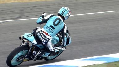 Highlights: Kent gewinnt spanischen Moto3™-Thriller