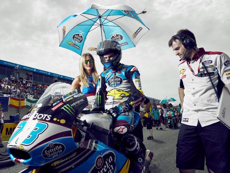 Alex Marquez, Tito Rabat, Estrella Galicia 0,0, Jerez Race © Alexandre Chailan & David Piolé