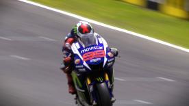 Toutes les meilleures séquences du MotoGP™ au Circuit de Jerez.