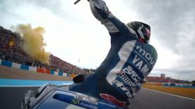 """Jorge volta a reclamar a """"Lorenzo Land"""", Márquez tem um caso de déjá vu e Dovi com dificuldades em Jerez."""