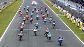 The full race session of the Moto3™ World Championship at the #SpanishGP.