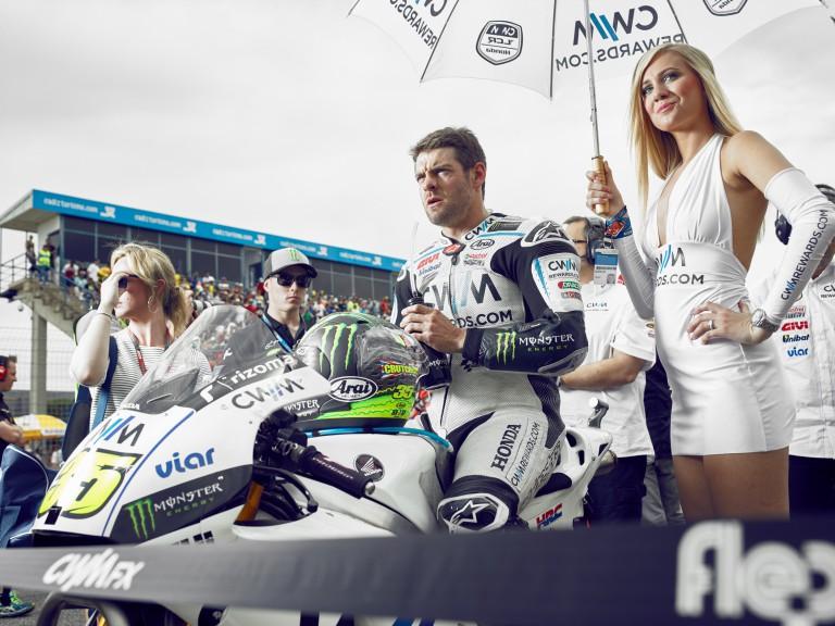 Cal Crutchlow, CWM LCR Honda, Jerez Race © Alexandre Chailan & David Piolé