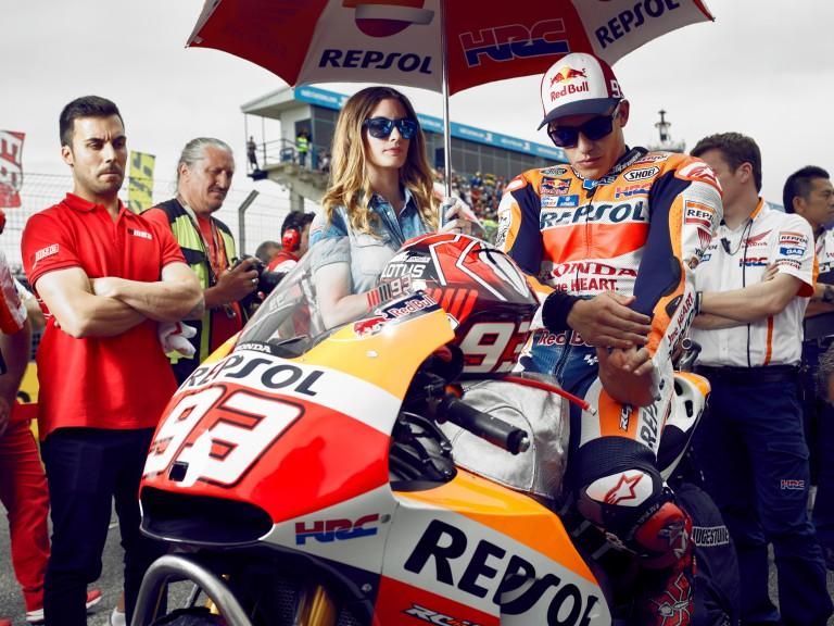 Marc Marquez, Repsol Honda Team, Jerez Race  © Alexandre Chailan & David Piolé