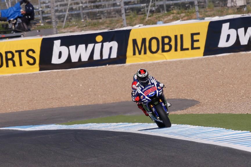 Jorge Lorenzo, Movistar Yamaha MotoGP, Jerez RACE